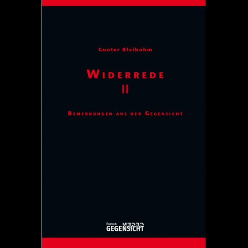 WIDERREDE II