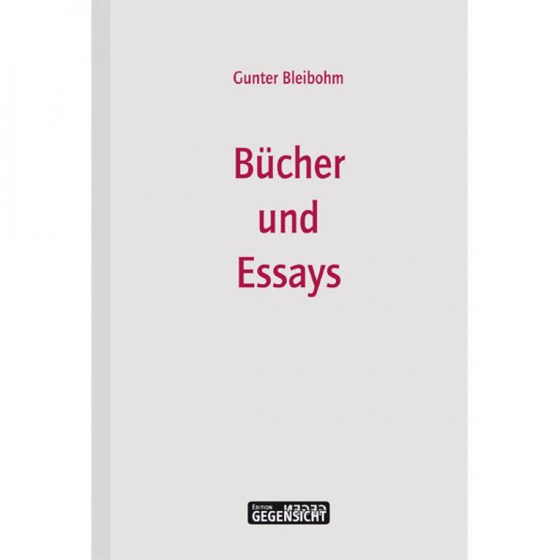 Bücher und Essays